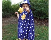 child wizard costume girl boy baby toddler