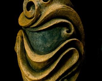 Large River Pot Terracotta Vase