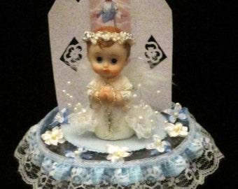 Communion Cake Topper, Item# Com-03-002