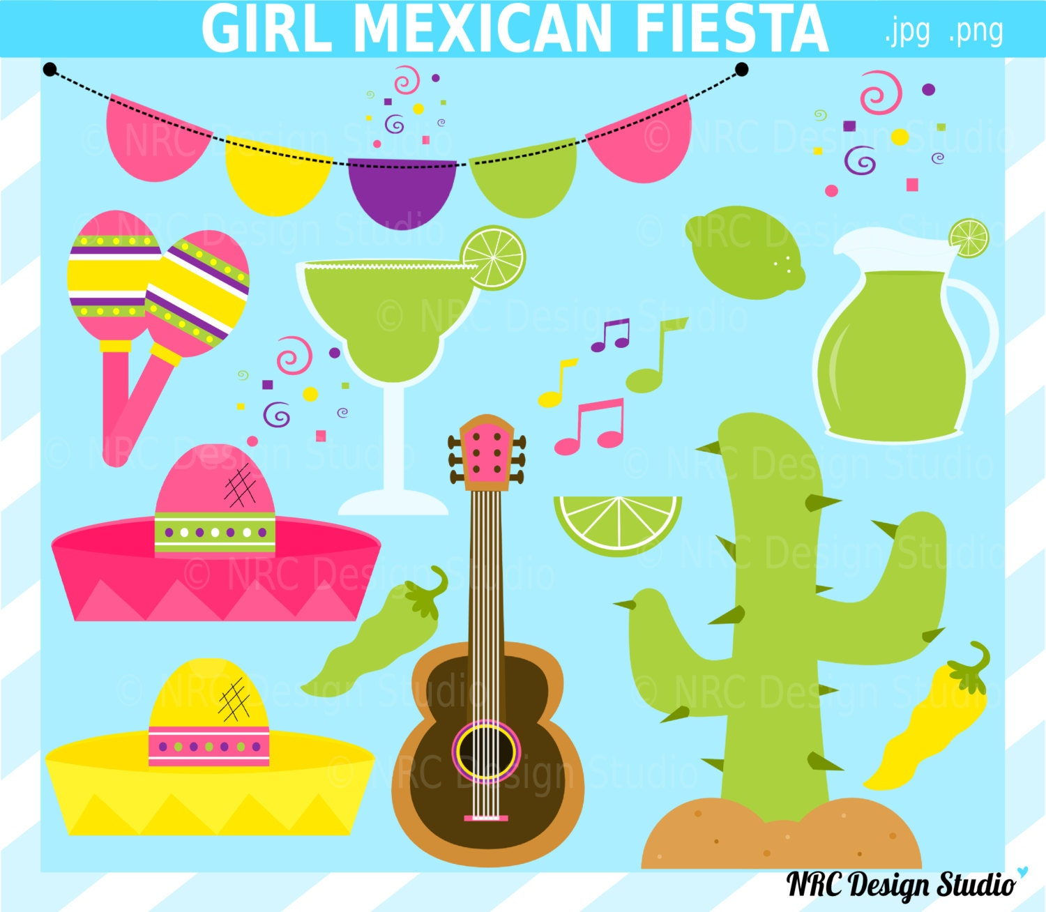 Displaying 19> Images For - Mexican Guitar Clipart...