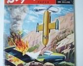 Vintage Boy's Own Magazine, Nov 1960