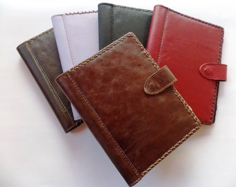 Handmade leather iPAD case for 9,7inches in 5 colors