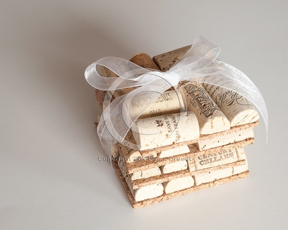 Wine cork coasters set of four wine cork crafts wholesale for Cork coasters for crafts