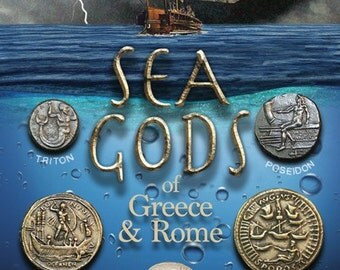 DM 362 Sea GodsSet of Ancient Rome and Greece