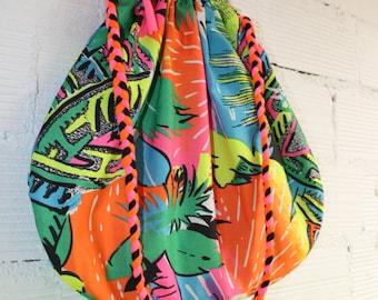 Bag Neon Fabric