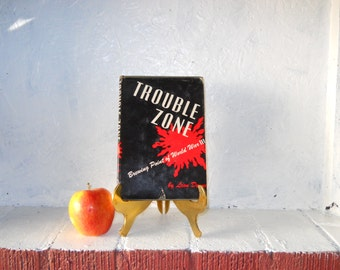 1945. Trouble Zone. Brewing Point of World III, 1st Ed. First Edition