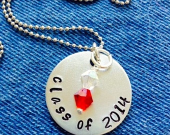 Graduate Class of 2015 Necklace