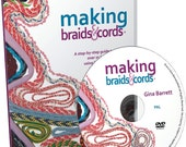 Making Braids & Cords - Instructional DVD (Region 2)