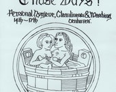 Stuart Press Living History Series:  Did They Wash in Those Days? 14th-17th Centuries Reference Book