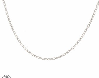 Sterling Silver Chains, 14kt Gold Link Chains