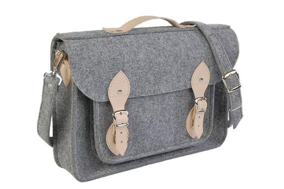 NEW lower price 30% MacBook Pro 13 inch bag satchel