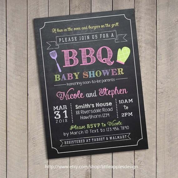 baby shower bbq invitation bbq baby invitations bbq baby shower