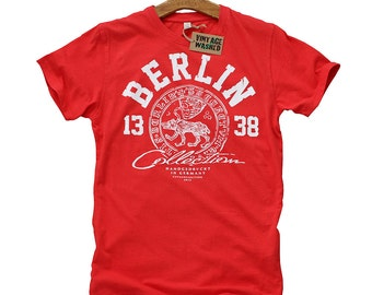 T-Shirt Berlin Collection 1338 Red
