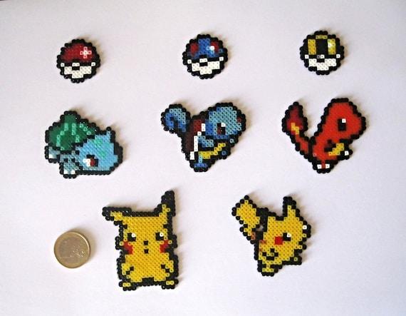 Pokemon en Llavero, broche o sprite. Elige el tuyo!!!