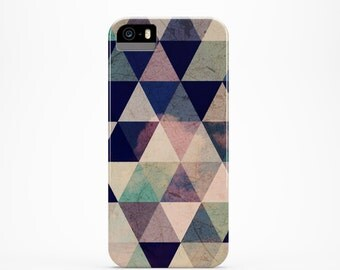 iPhone 5 case Geometric iPhone 5s case Geometric iPhone 6 case Geometric iPhone 4 case Colorful iPhone 4s case triangle iphone case, ombre