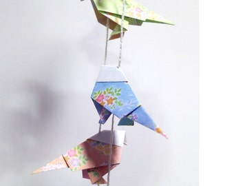 Popular items for birds string on etsy for Arland decoration