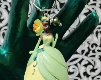Disney Princess Tia Keychain