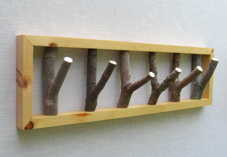 tree branches coat rack | Tree Branch Hook Coat Rack 28 x 8 Heavy Duty Coat