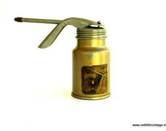 Vintage Oil Cans, Eagle Oil Can, Oil Pumps, Garage Decor, Vintage Oil Pumps, Gifts for Men,