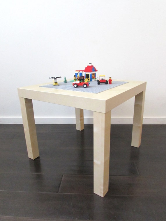 Lego Activity Table for Creative Play