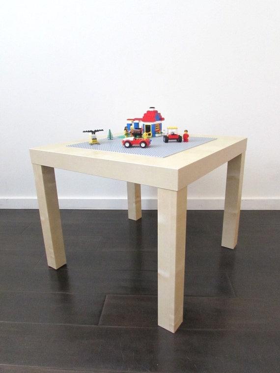 Lego Activity Table for Creative Play