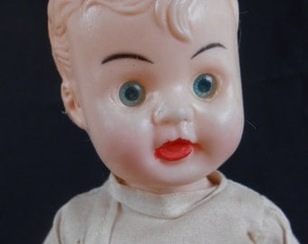 Vintage 1960's Doctor Doll made in Hong Kong