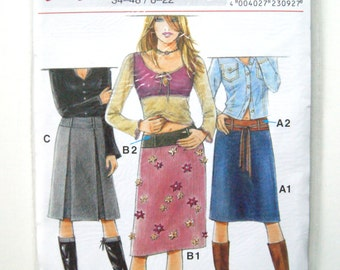 Neue Mode Sewing Pattern Multi-size skirt Young Collection