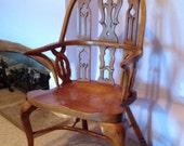Gothic Windsor Armchair