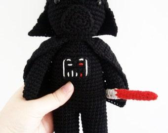 Amigurumi Snake Pattern Free : Popular items for star wars amigurumi on Etsy