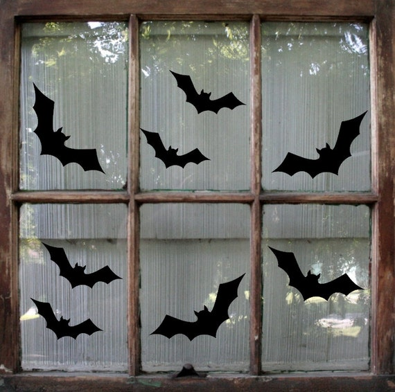 like this item - Halloween Window Decals