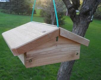 Suet Bird Feeder - Nuthatch Bird Feeder - Suet Feeder
