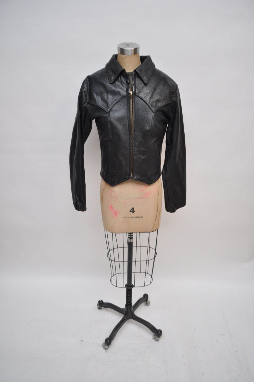 Indie leather jacket