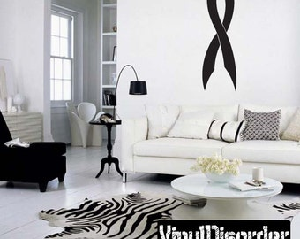 Ribbons Vinyl Wall Decal Or Car Sticker - Mvd024ET