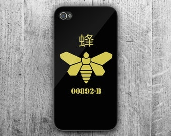 Breaking Bad phone cover. Golden Moth chemical iPhone Case For - iPhone 4/4S - iPhone 5/5S - iPhone 5C - iPhone 6