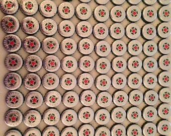 100 Heineken Bottle Caps