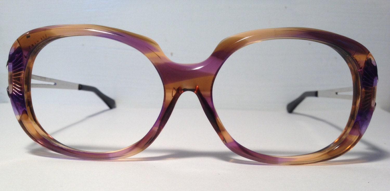 vintage eyewear signed marine made in usa by