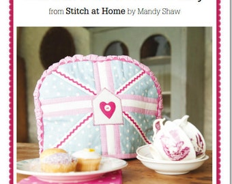 Union Jack Tea Cosy Sewing Pattern Download (802631)