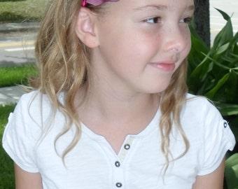 Vintage Headband, Girls headband, Flower headband, Kids Headband, Baby headband, Toddler Headband, Children Headband, Headband