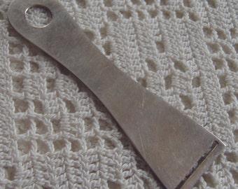 Vintage Bodkin Ribbon Threader Simons Bros. Sterling