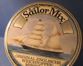 Kingston's Sailor Mix Original English Toffee Tin
