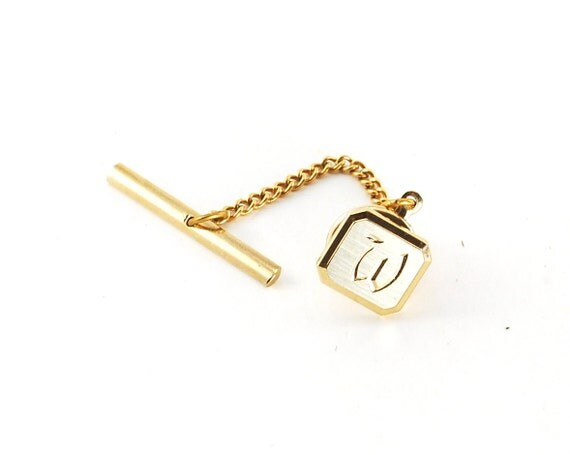 Vintage mens jewelry designer swank tie tack by for What is swank jewelry