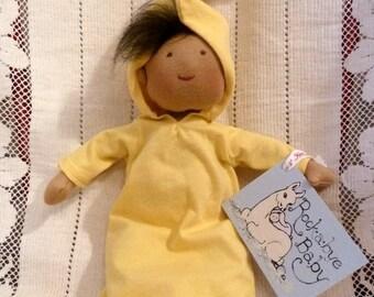 Newborn Baby Doll Soft Cloth Rag Doll