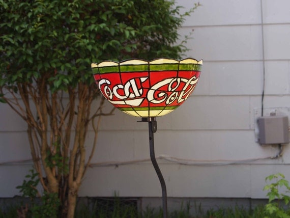 Coke Original Coca Cola Lamp Shade Tiffany Style Lamp Shade