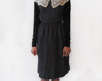 Vintage 1910's  Lace tulle collar collector