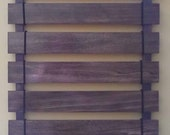 Martial Arts Belt Display Wall Rack