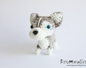Amigurumi Legs Tutorial : Popular items for dog crochet pattern on Etsy