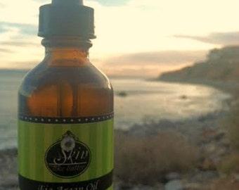 Fig ORGANIC ARGAN OIL || Cold Pressed || 2 oz || Scented Argan Oil || Birthday Gift