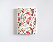 Sale   Discontinued: Blooming Wreath Pocket Journal