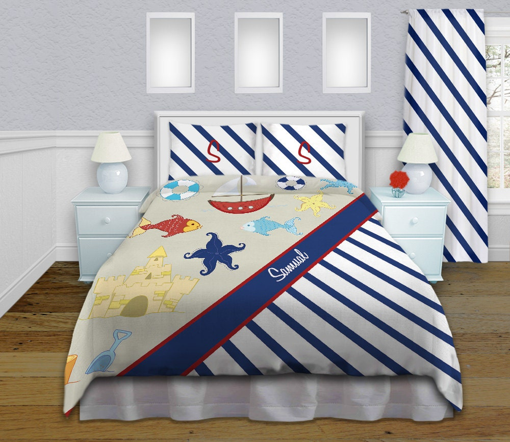 Nautical Bedding Collections Nautical Themed Bedding