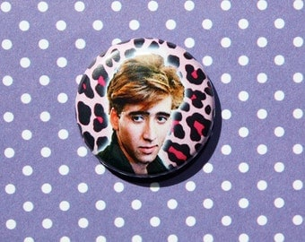 Valley Girl- One Inch Pinback Button